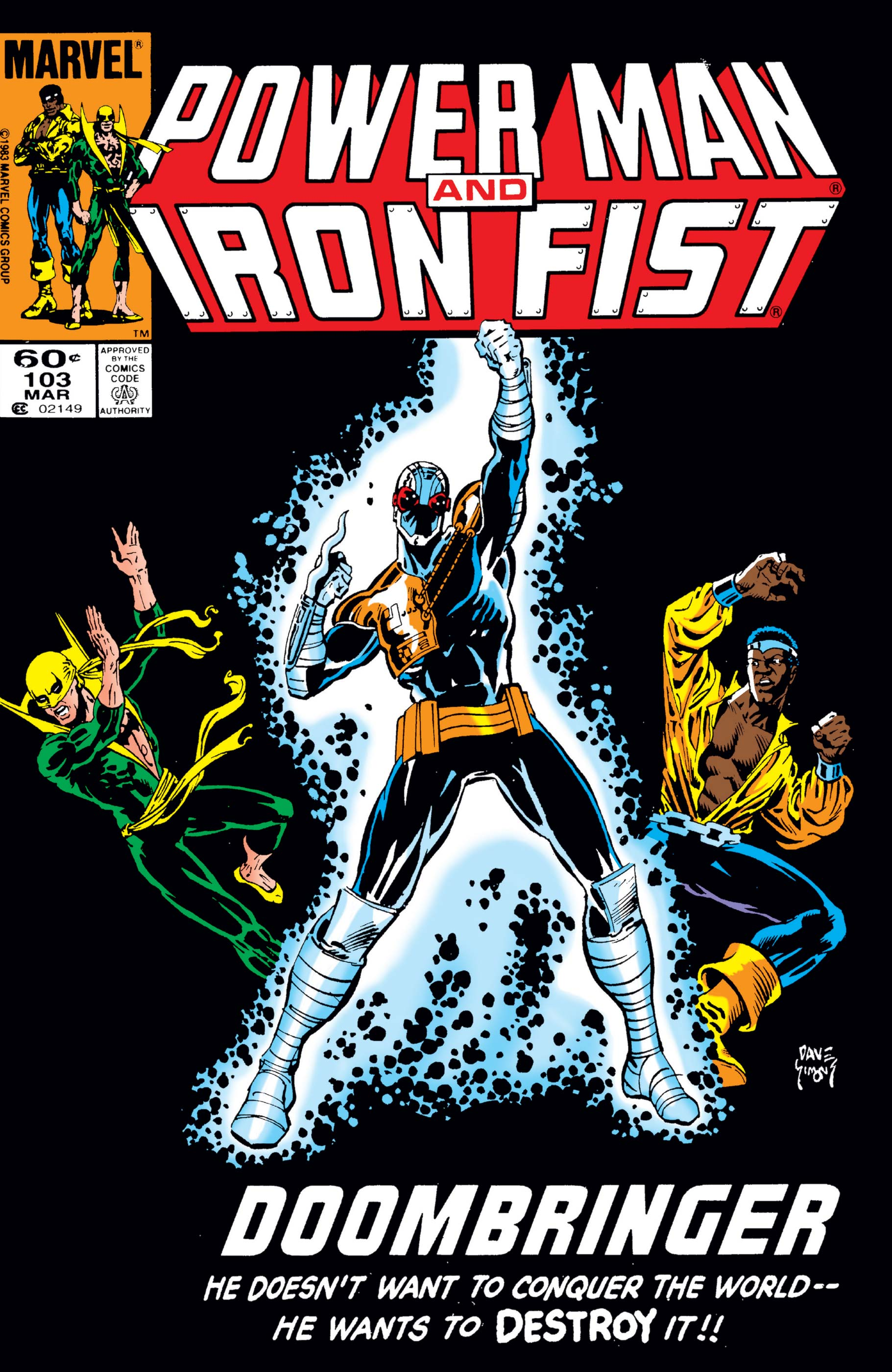 Power Man and Iron Fist (1978) #103