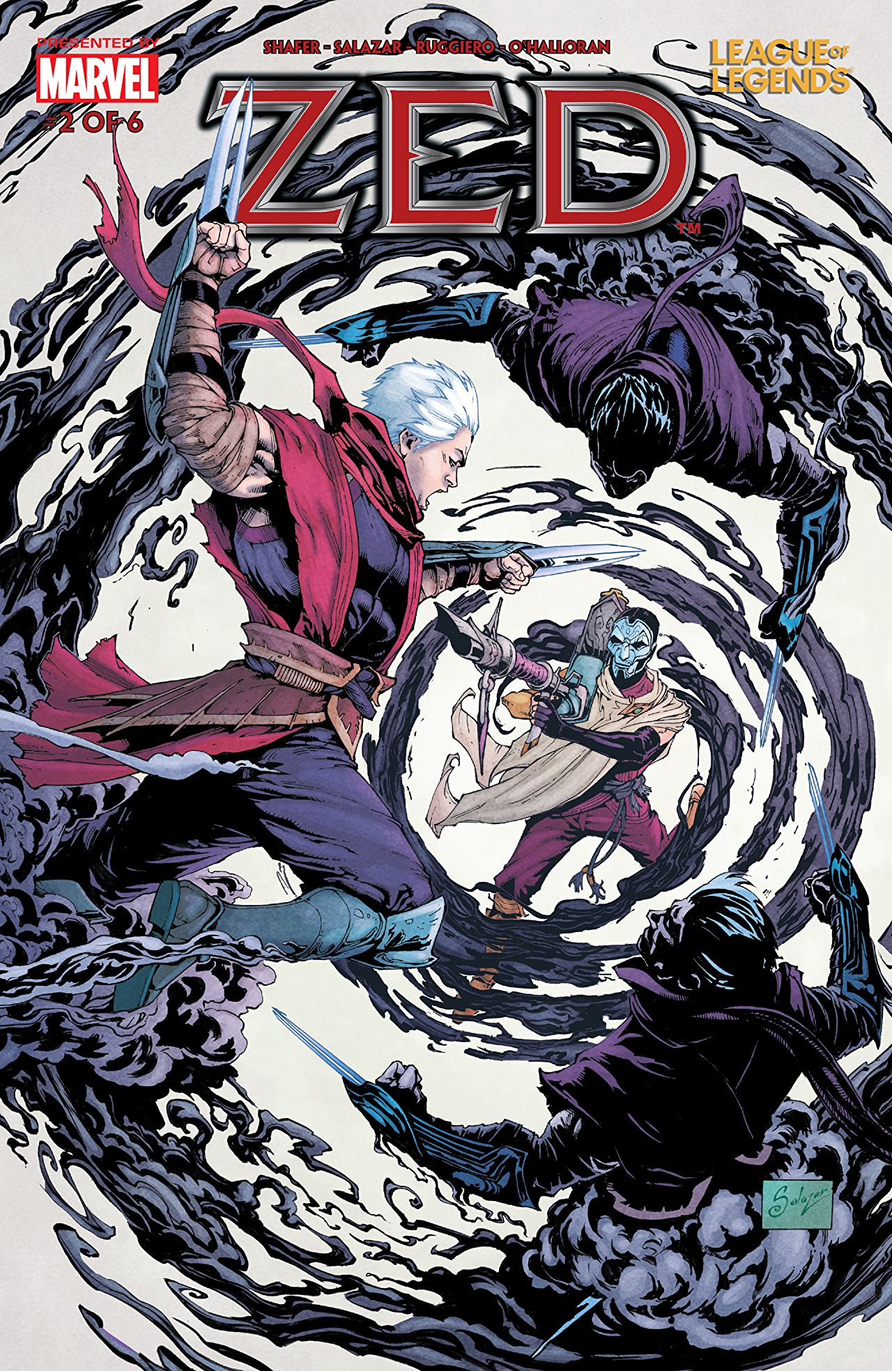 League of Legends: Zed (2019) #2