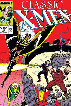 Classic X-Men (1986) #11