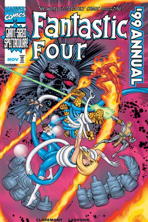 Fantastic Four Annual (1999) #1
