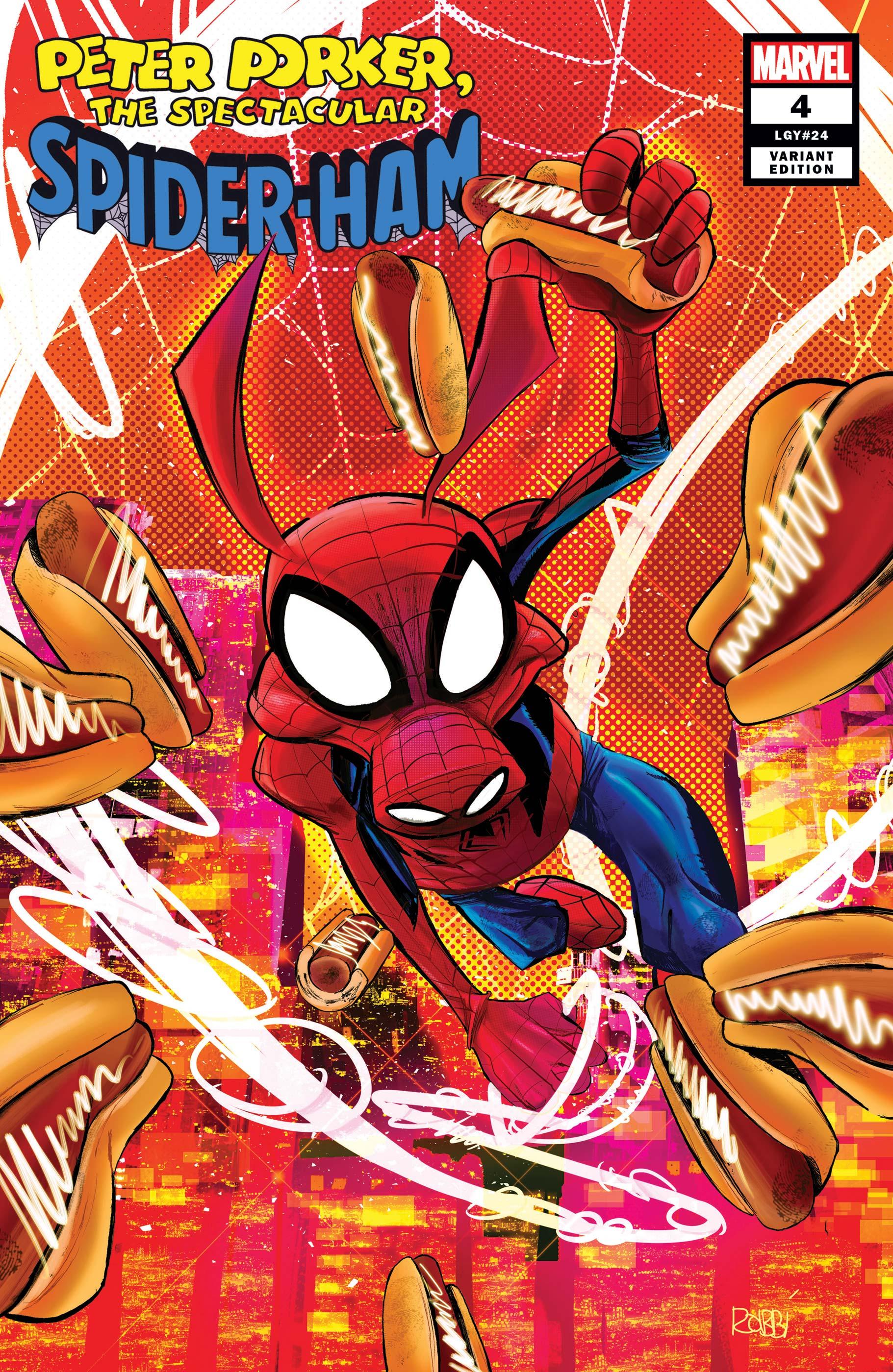 Spider-Ham (2019) #4 (Variant)
