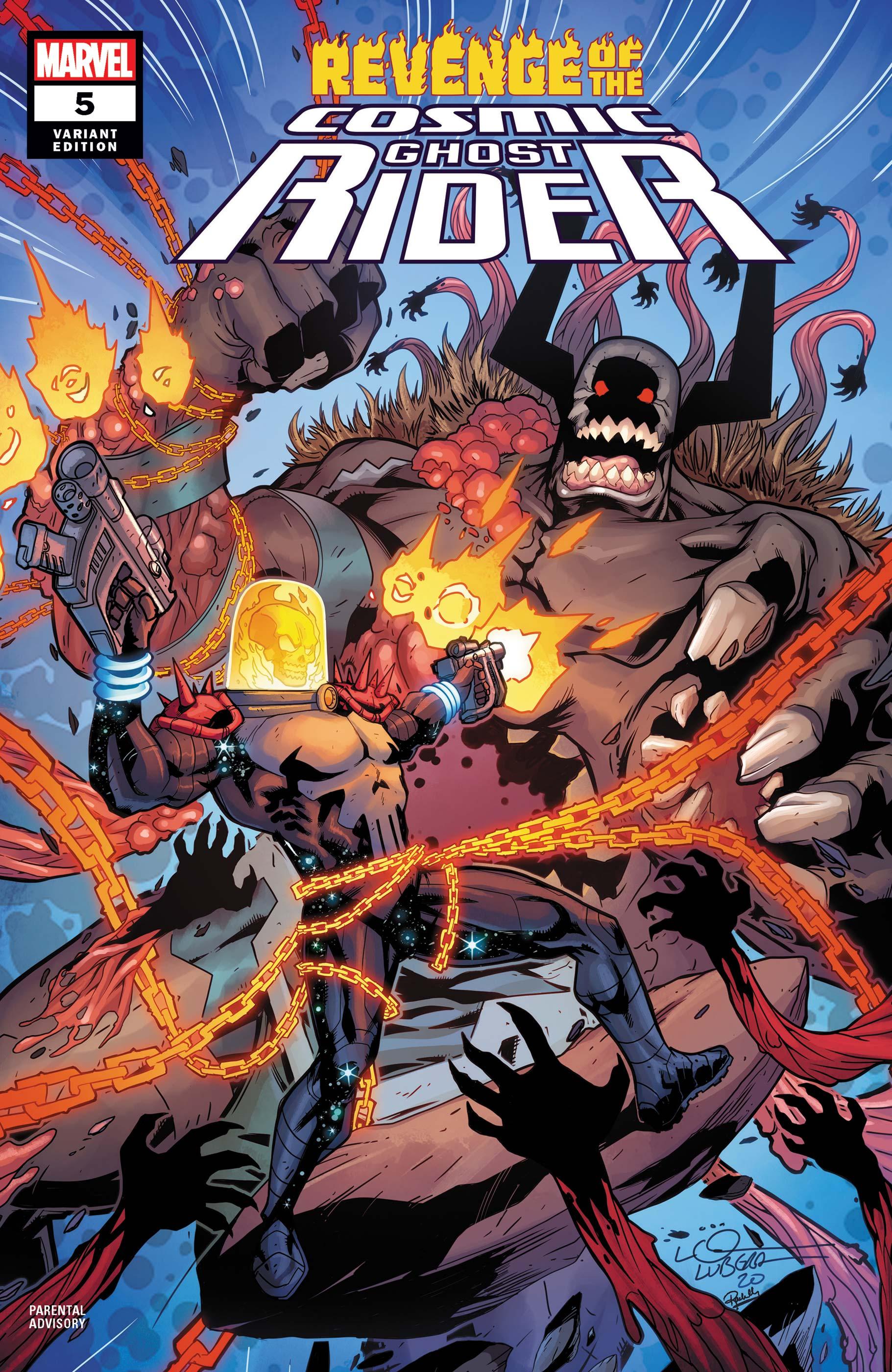 Revenge of the Cosmic Ghost Rider (2019) #5 (Variant)