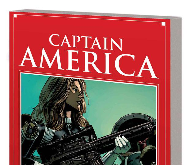 CAPTAIN AMERICA: SHARON CARTER TPB #1