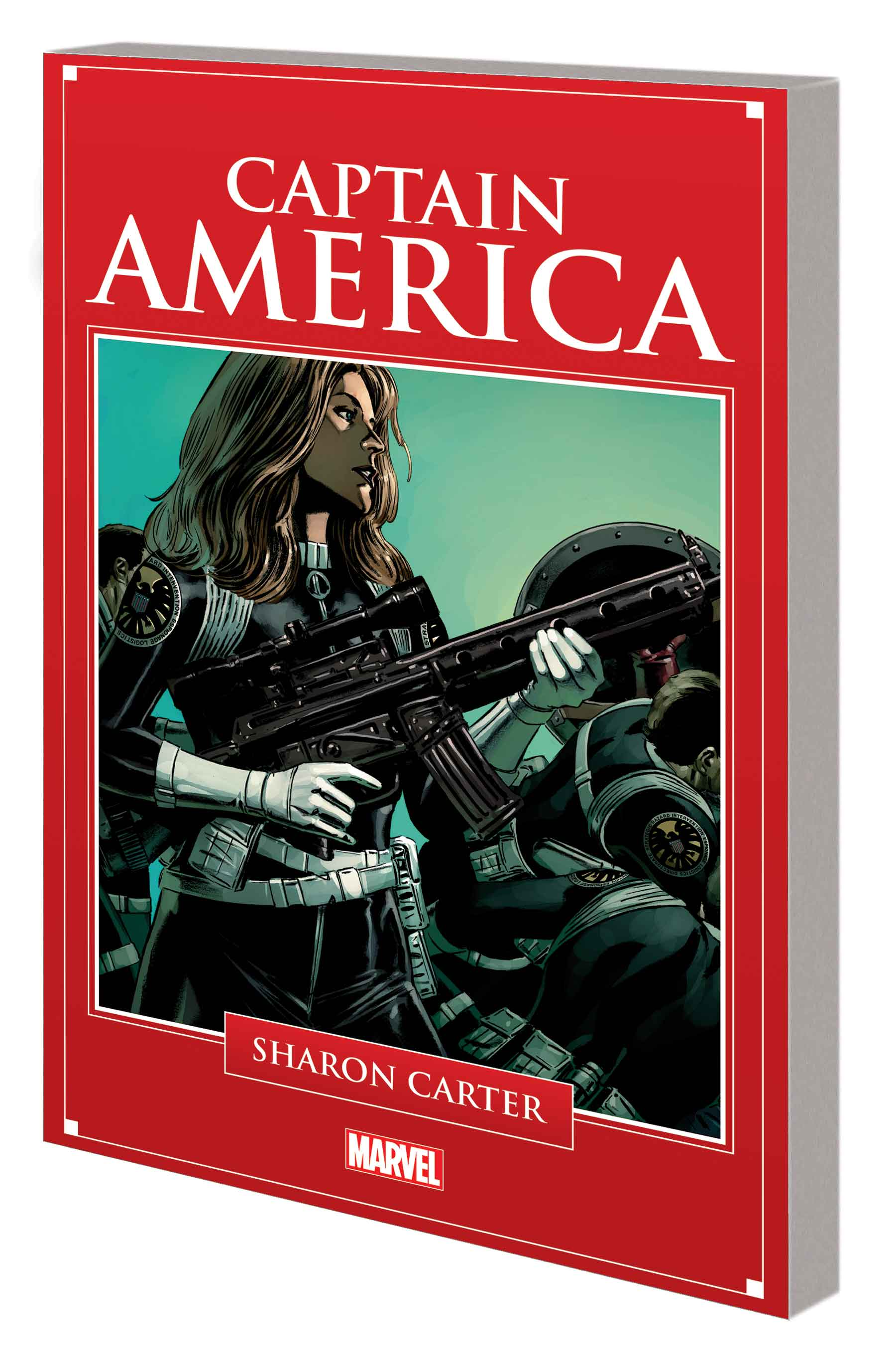 CAPTAIN AMERICA: SHARON CARTER TPB (Trade Paperback)