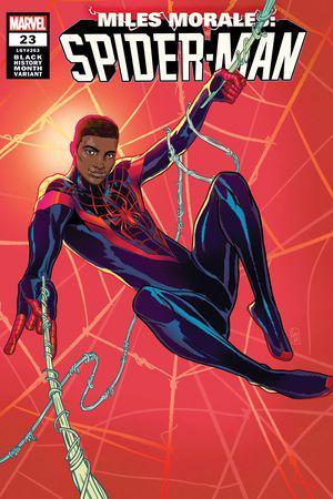 Miles Morales: Spider-Man (2018) #23 (Variant)