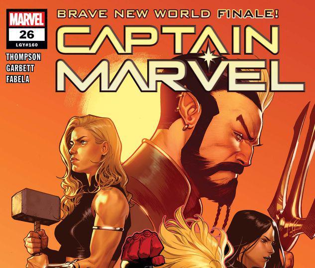 Captain Marvel #26