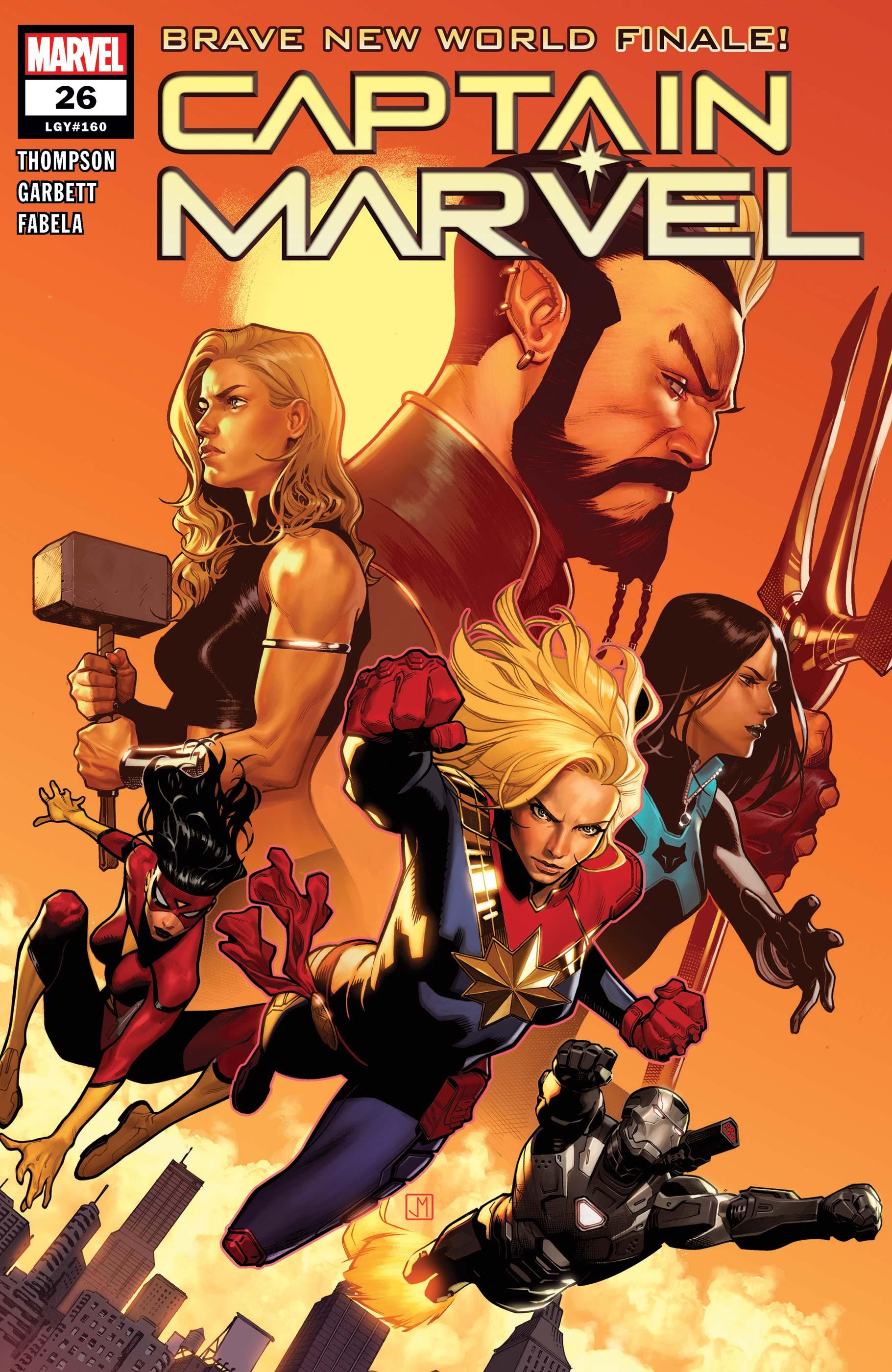 Captain Marvel (2019) #26