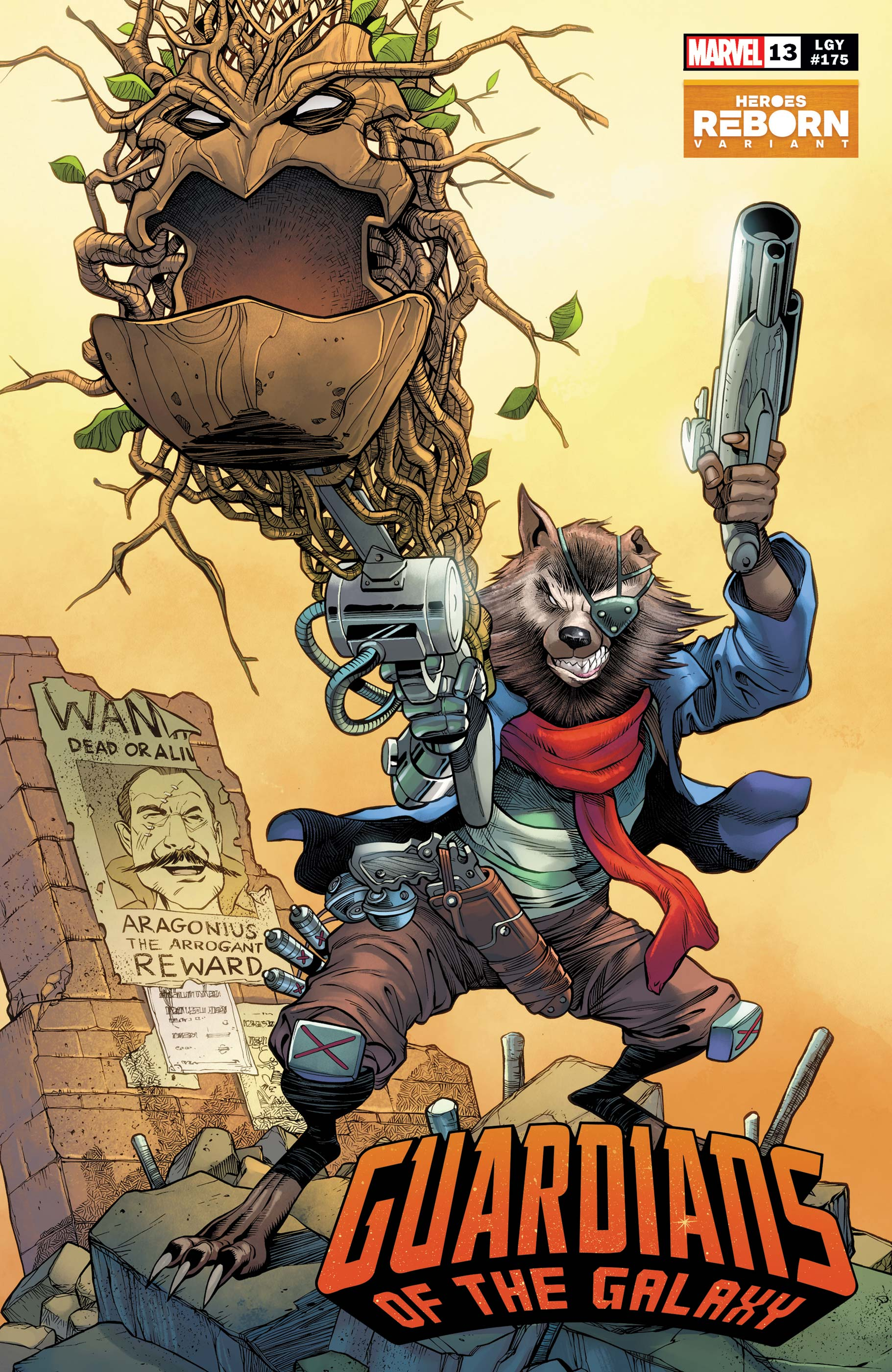 Guardians of the Galaxy (2020) #13 (Variant)
