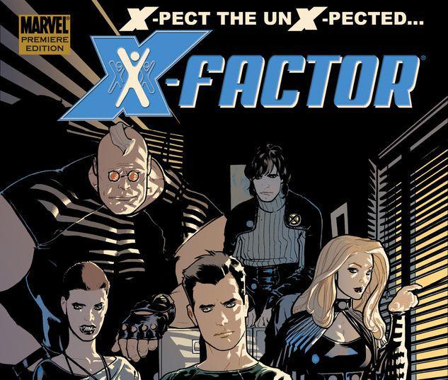 X-FACTOR: THE LONGEST NIGHT PREMIERE HC #1