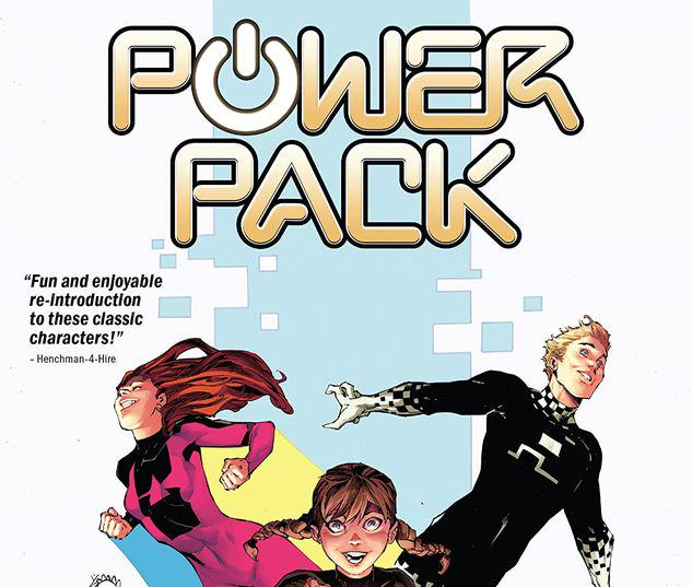 POWER PACK: THE POWERS THAT BE TPB #1