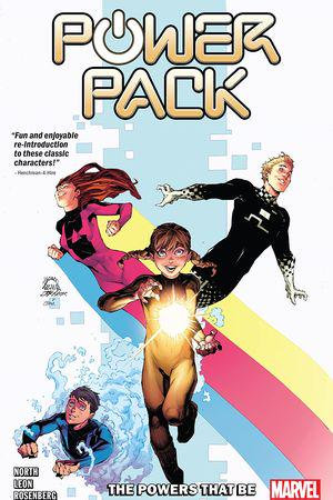 Power Pack: The Powers That Be (Trade Paperback)