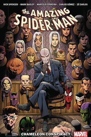 Amazing Spider-Man By Nick Spencer Vol. 14: Chameleon Conspiracy (Trade Paperback)