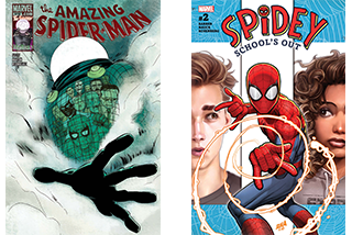 785469ba Spider-Man, Mysterio, and others, curated for every Marvel fan by our  editorial team.