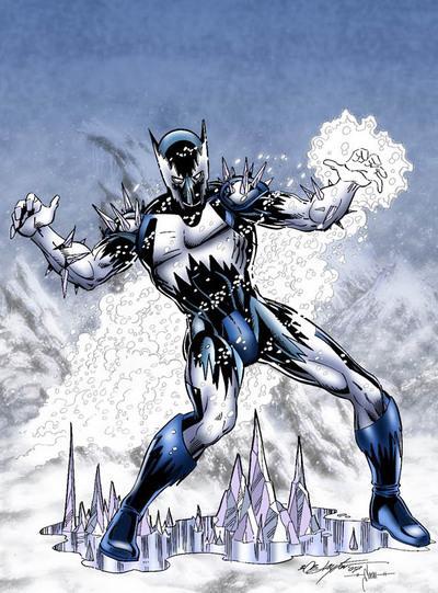 Blizzard Donald Gill Marvel Universe Wiki The