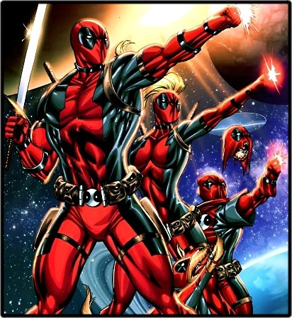 Deadpool corps marvel universe wiki the definitive for Headpool