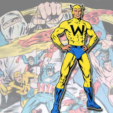 whizzer robert frank marvel universe wiki the