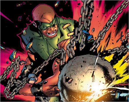 Marvel Thunderball