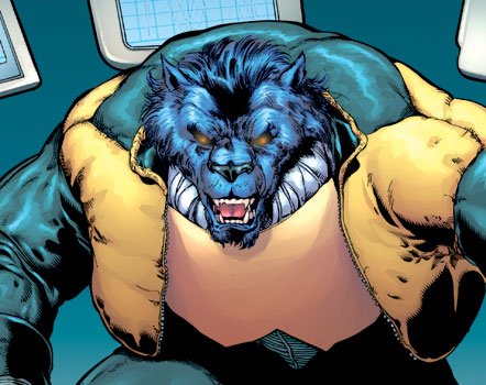 Beast (Henry McCoy) - ...