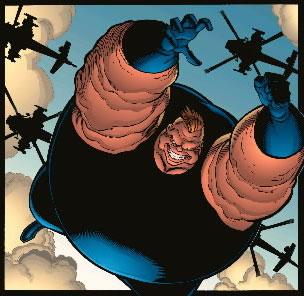 Blob - Marvel Universe Wiki: The definitive online source ...