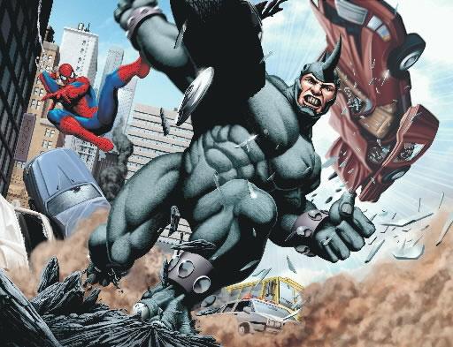 Rhino (Aleksei Sytsevich) - Marvel Universe Wiki: The ...