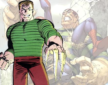 Sandman Disambiguation Marvel Universe Wiki The