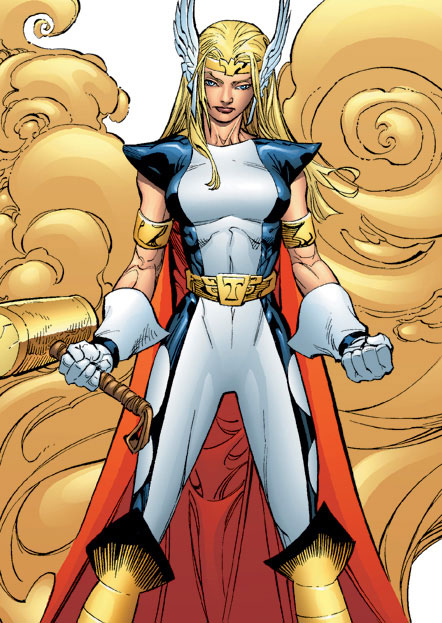 thor girl marvel universe wiki the definitive online