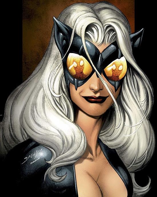 Marvel Universe Black Cat