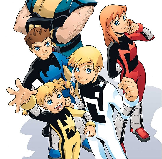 Think, that Incognitymous power pack marvel