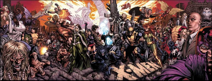 X Men  Marvel Universe Wiki The Definitive Online Source