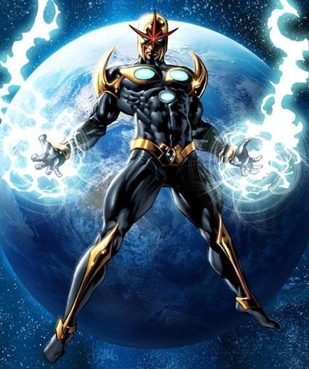Nova (Richard Rider) - Marvel Universe Wiki: The