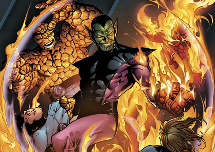 Super-Skrull - Marvel Universe Wiki: The definitive online source for ...