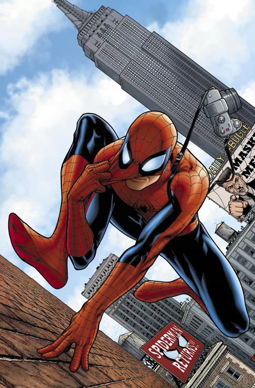 Spider-Man (Peter Parker) - Marvel Universe Wiki: The ...