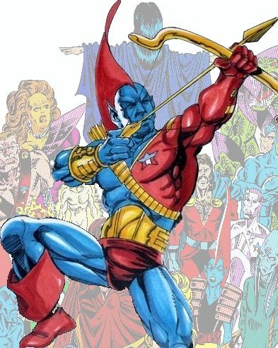 Yondu Marvel Universe Wiki The Definitive Online Source