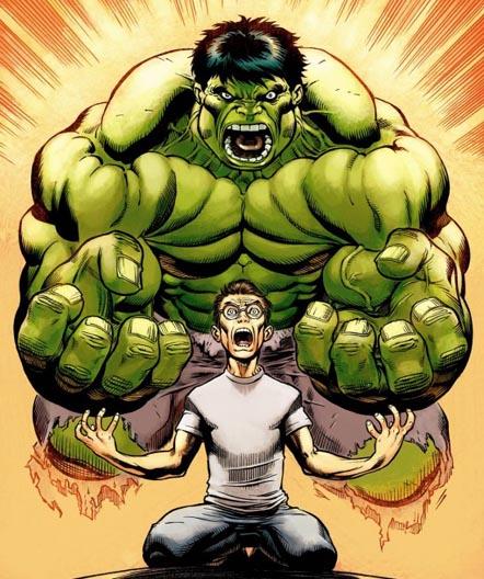 Hulk (Bruce Banner)Hulk (Bruce Banner)