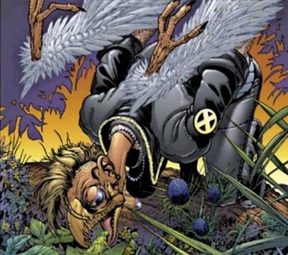 Beak Marvel Universe Wiki The Definitive Online Source