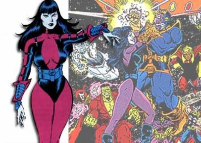 Nebula - Marvel Universe Wiki: The definitive online ...
