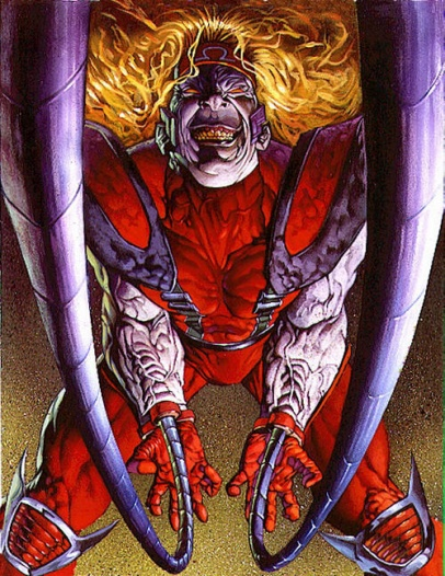Red Marvel