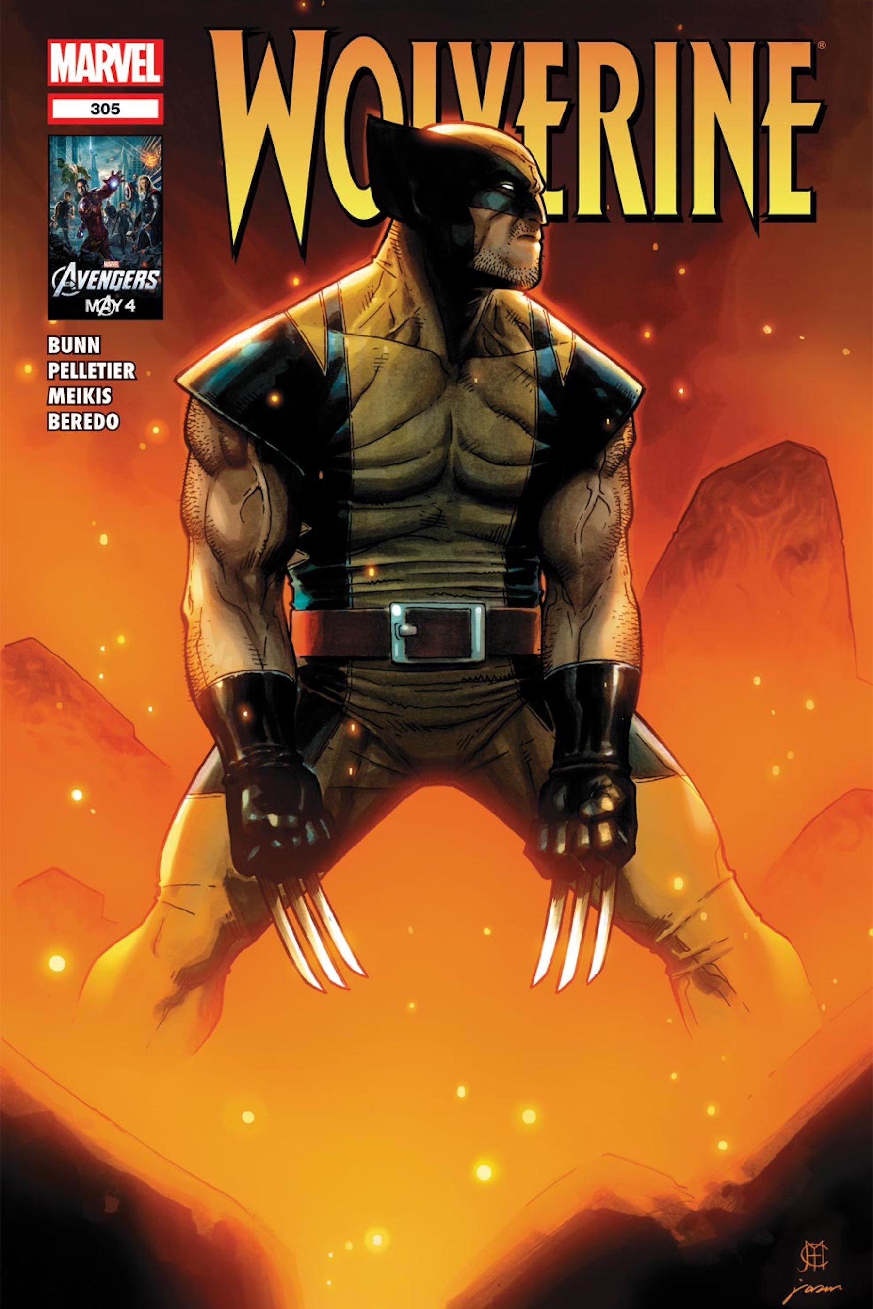 Azeez Ojulari by Sean Chen and Darren Sanchez, after WOLVERINE #305 by Jason Keith & Jim Cheung